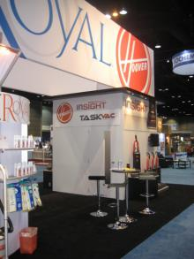 Trade Show Displays and Graphic Design